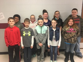 Students of the Week for March 6