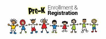 PreK Enrollment for 2018/2019 School Year