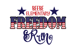 Beebe Elementary Freedom Run Honors and Supports Veterans