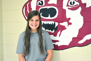 8th Grade Student of the Month