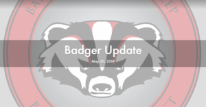 Badger Update