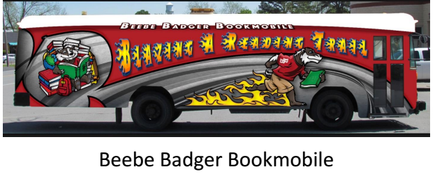 Badger Bookmobile