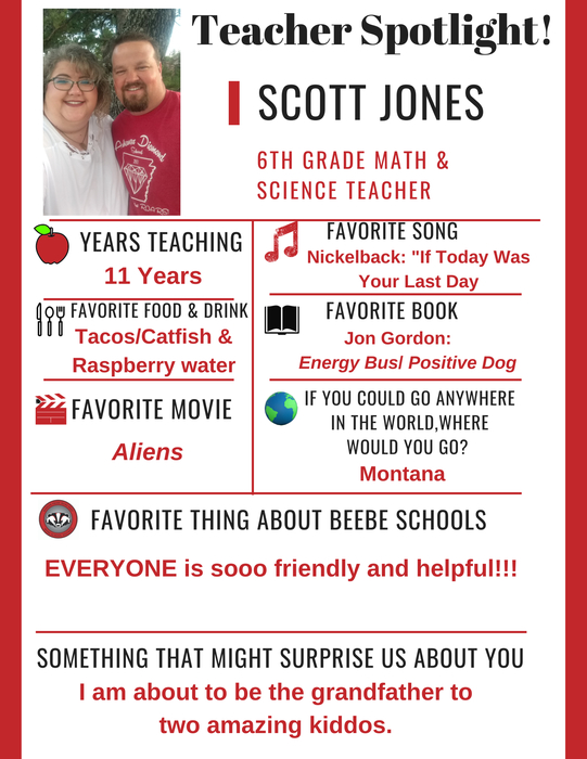 Scott Jones Spotlight