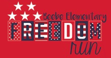 Beebe Elementary Freedom Run