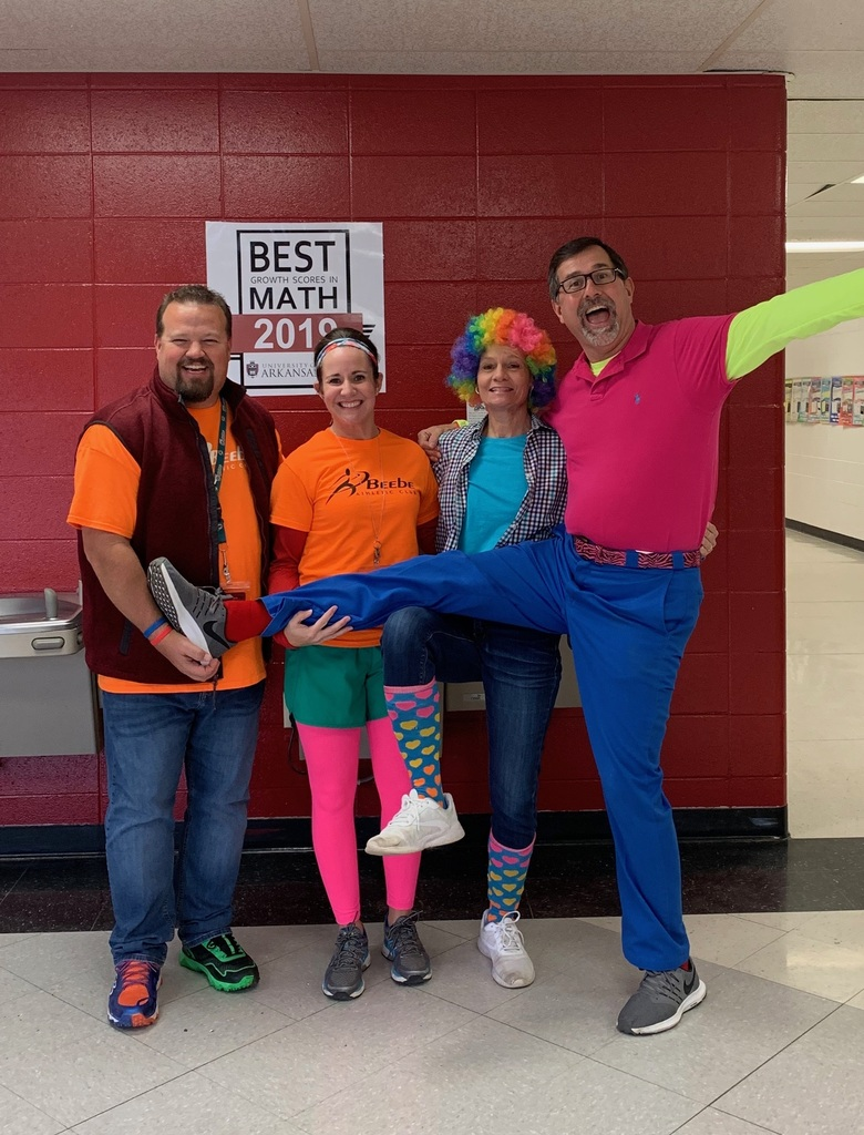 Bright Teachers at Beebe Middle School