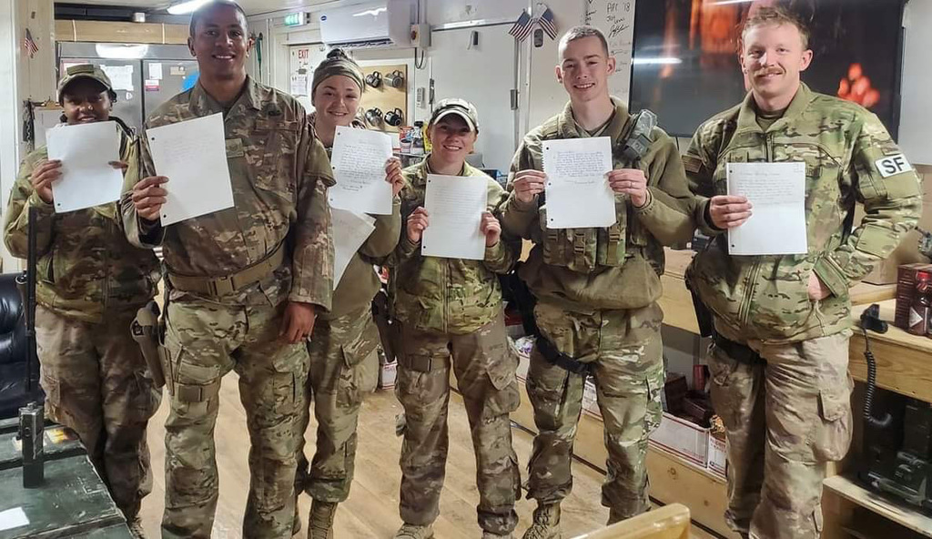 Soldier Letters
