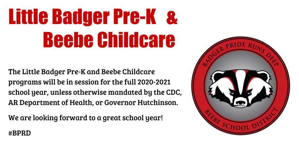 Little Badger Pre-K